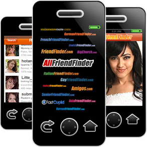 AdultFriendFinder mobile site and app for hookups