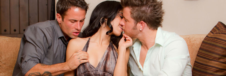 Find threesomes for sex and dates through AFF
