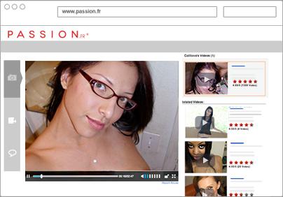 Communauté de Passion avec des messages, des photos, et des vidéos de membres ainsi que des groupes, magazines et blogs