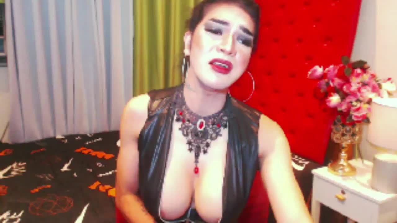 aaaprettytransTS cam pics and nude photos 12