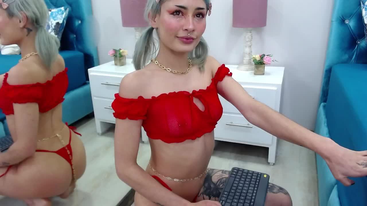 KatZakurr cam pics and nude photos 9