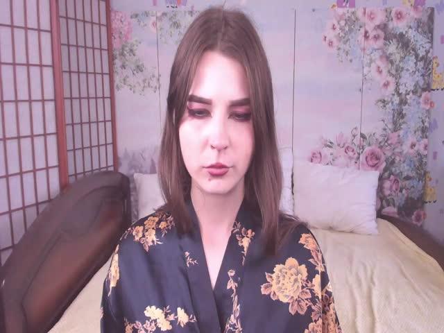 AnnyBarnes live sex cam