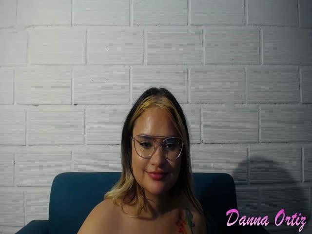 DannaOrtiz live sex cam