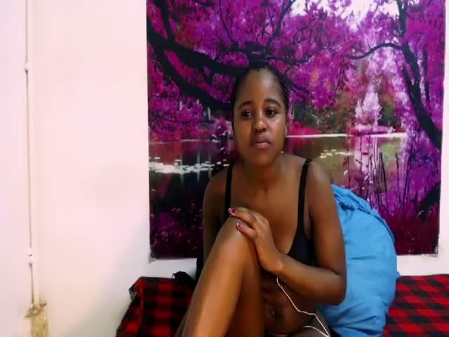 EbonyHoneyCakes live sex cam