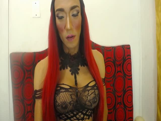 KarlaRayTS live sex cam